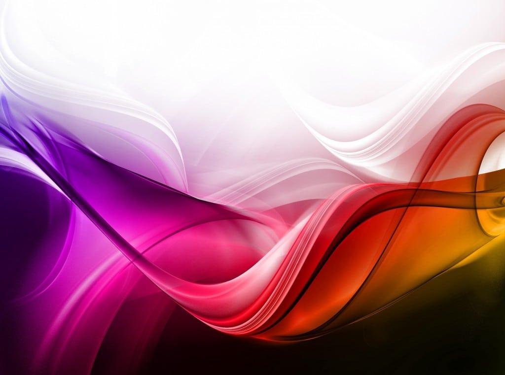 Elegant color fractal